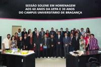 SESSÃO SOLENE - 30 ANOS CAMPUS UNIVERSITÁRIO DE BRAGANÇA